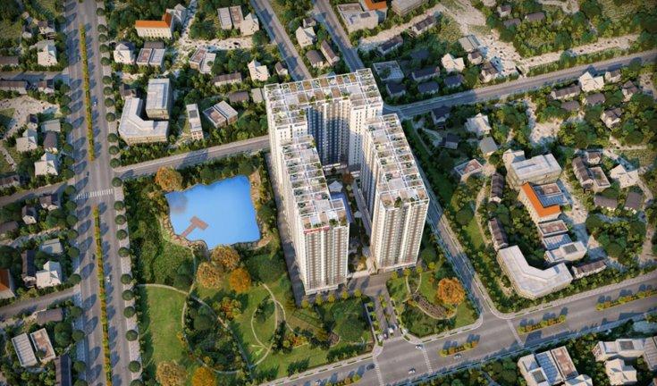 Dự án căn hộ Lux Riverview