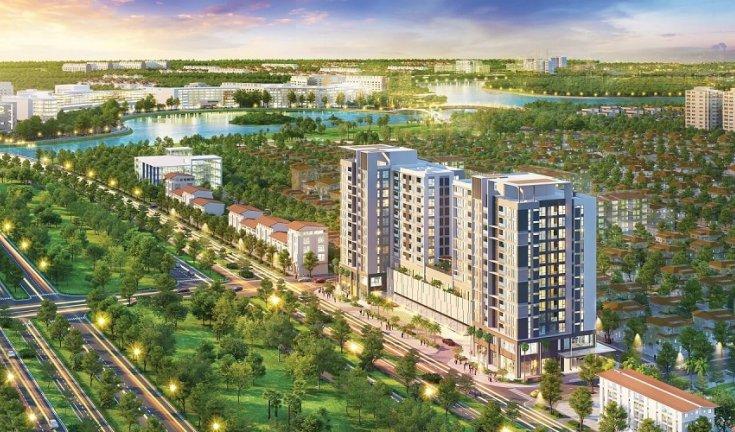 Urban Hill Phú Mỹ Hưng