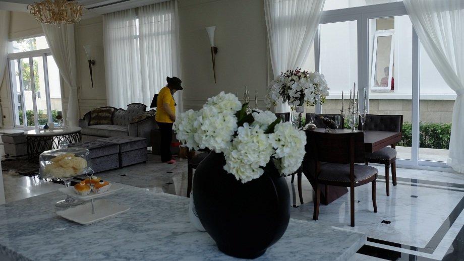 Thiết kế bên trong Biệt Thự Venica